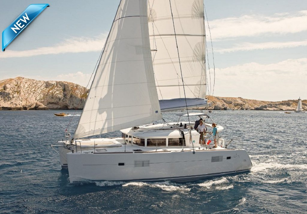 """Restless L"" – Lagoon 400 S2 – Catamaran sailing Greece"
