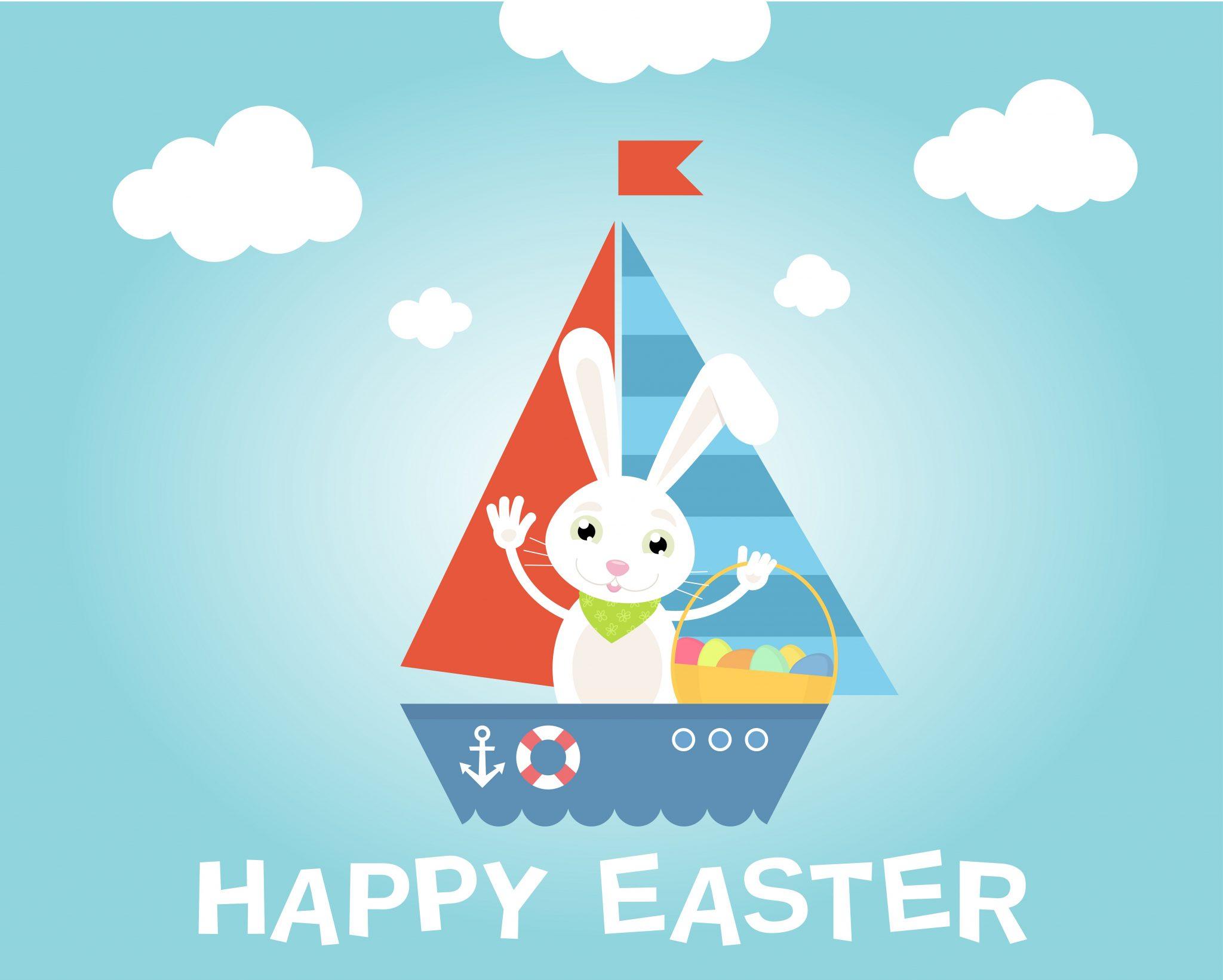 Happy Easter Sailing Holidays Ortsasailing Yacht