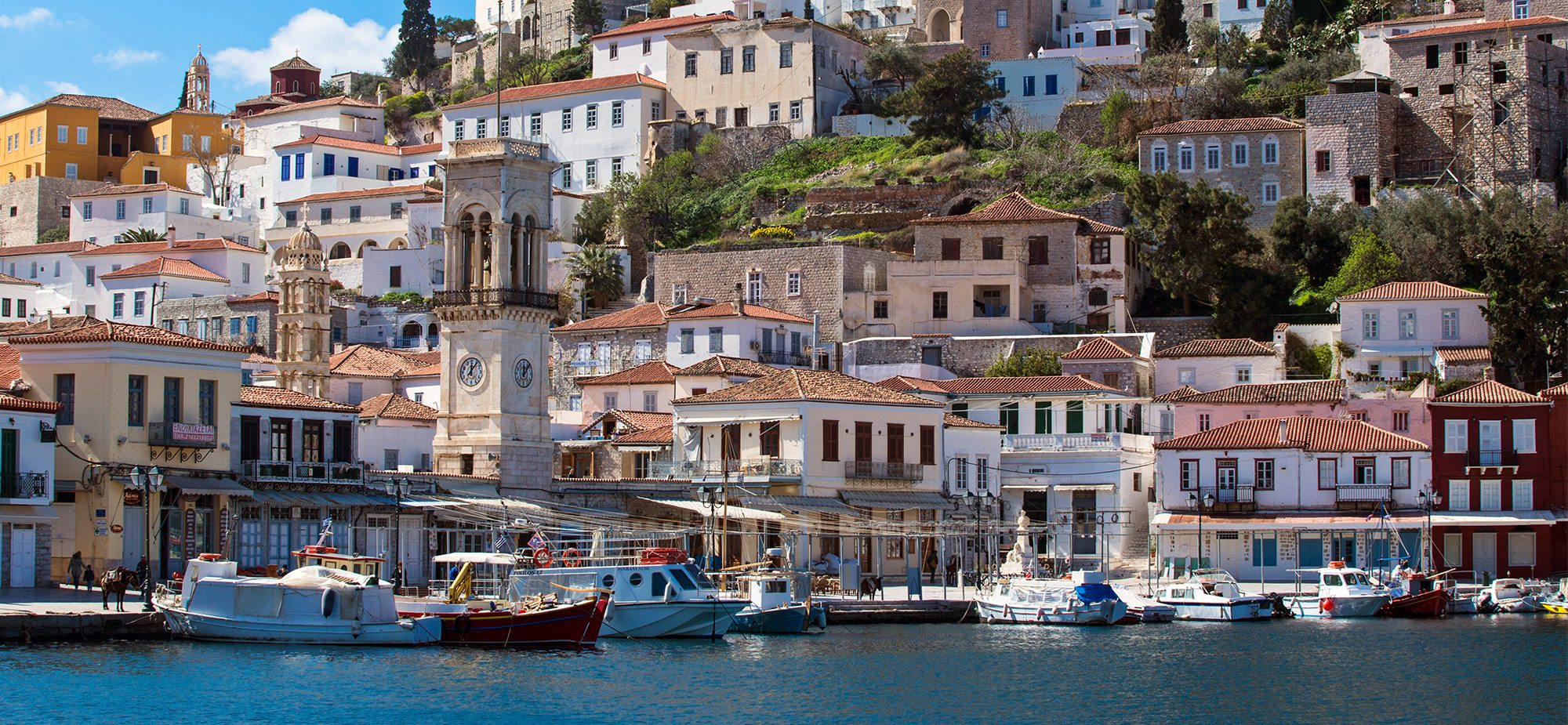 Hydra  sailing holidays destinations