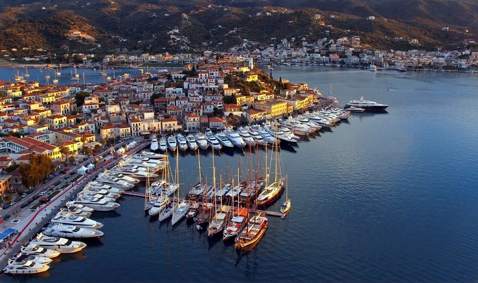 Poros sailing holidays destinations