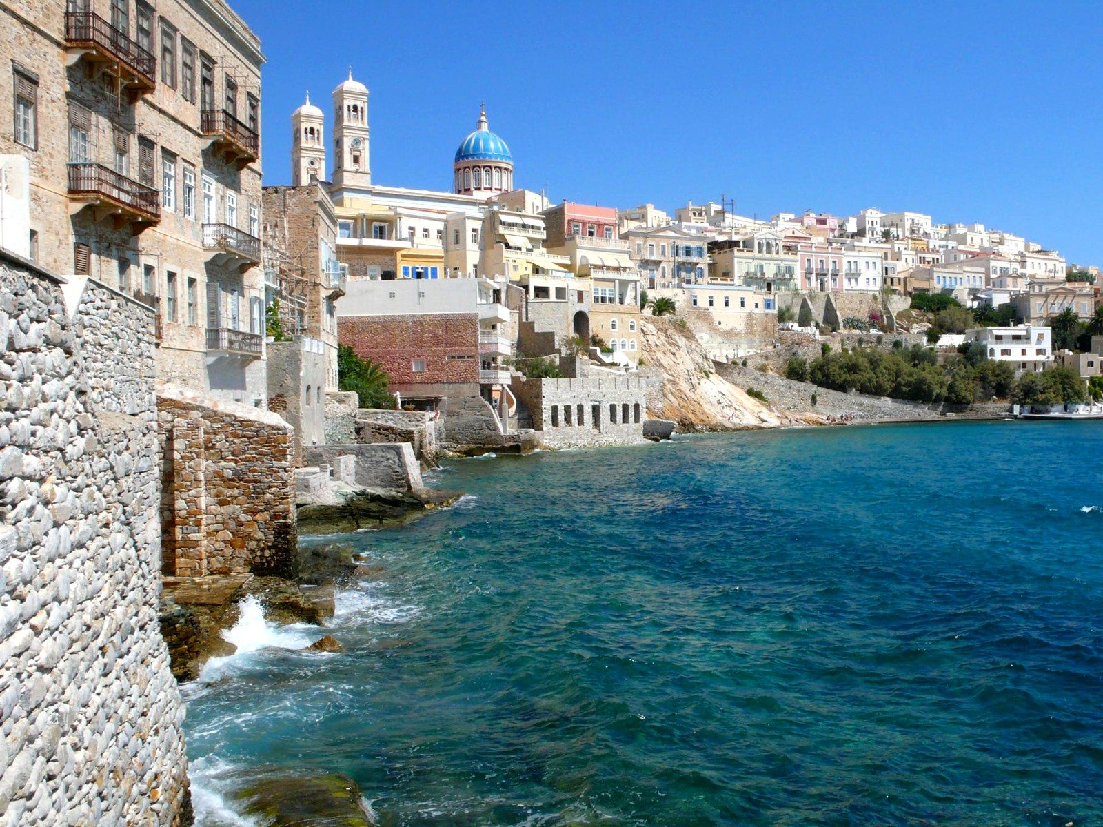 Syros Destination Sailing Holidays