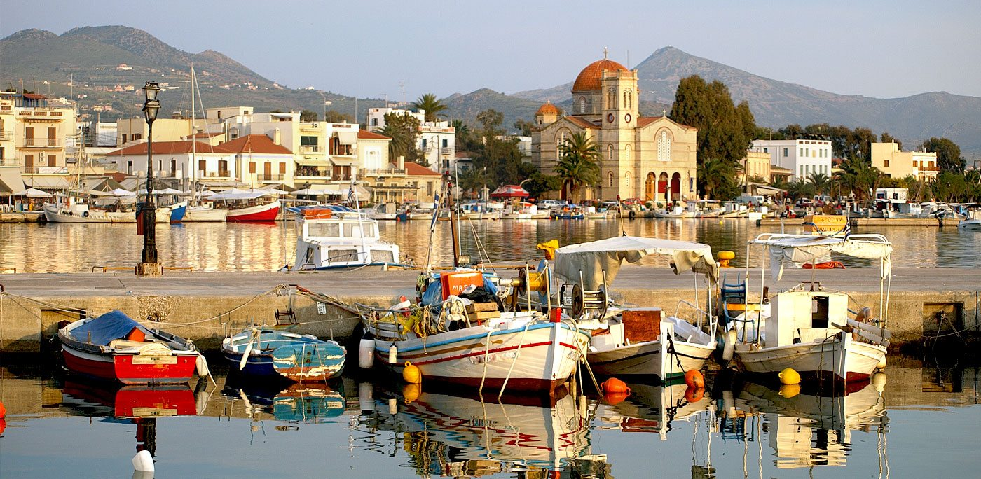 Aegina Sailing Holiday Destination