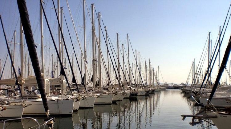 Pier 8 of Marina Alimou