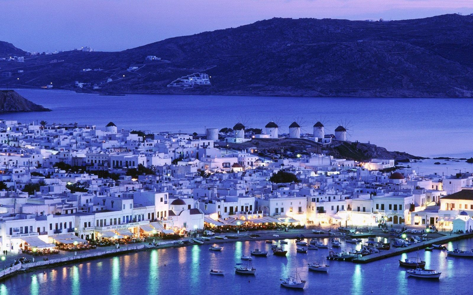 Mykonos sailing holidays Destinations